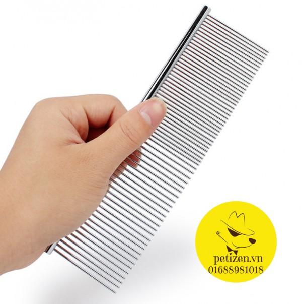 lược chải lông thẳng