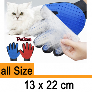 Găng tay lấy lông mèo siêu nhanh