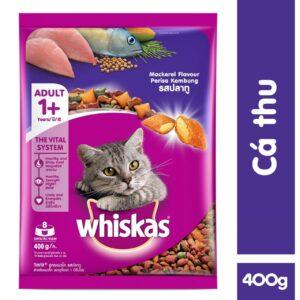 whiskas adult 400g cá thu