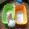 Bồn tắm nhựa chó mèo