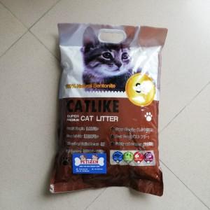 cát vệ sinh mèo catlike