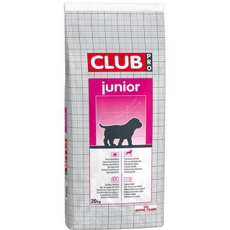 Royal canin club pro junior
