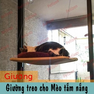 Giường vải treo cho Mèo