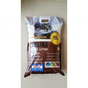 cát vệ sinh mèo 15L