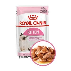 Pate cho mèo con royal canin