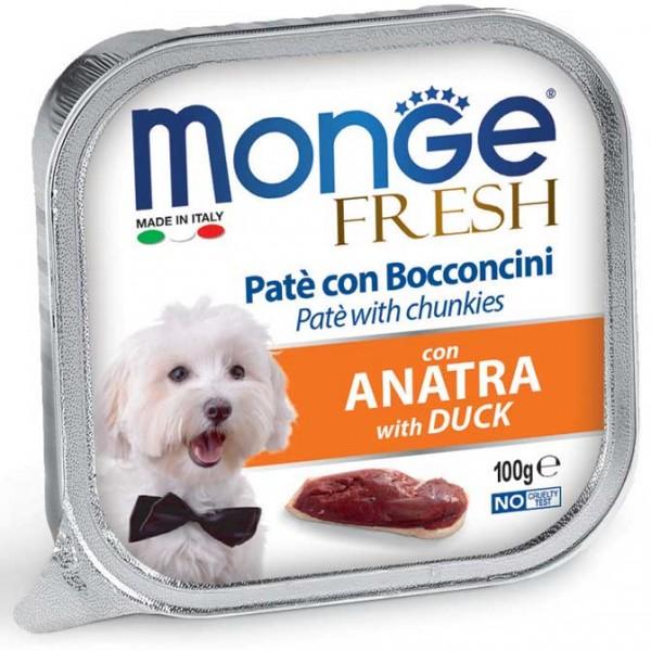 Pate Monge cho Chó thịt vịt