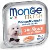Pate Monge cho chó cá hồi