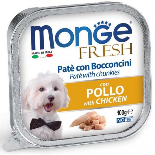 Pate Moge cho chó - vị Gà