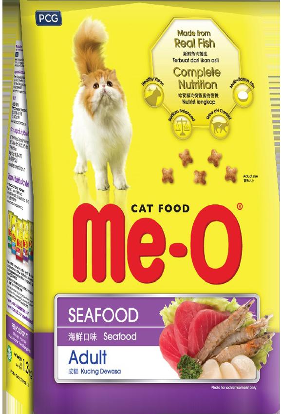 thức ăn cho mèo Me-o hải sản 7kg