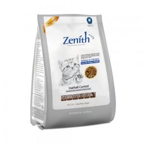 hạt mềm zenith cho mèo