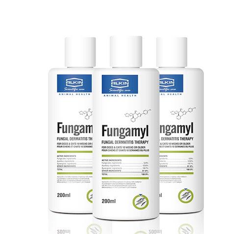 Fungamyl 200ml