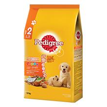pedigree puppy 1.5kg