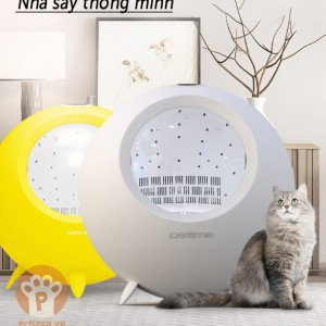 nhà sấy thông minh cho mèo