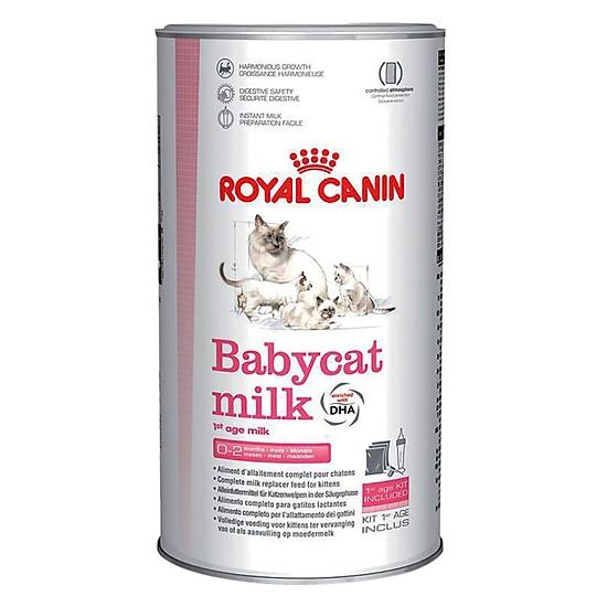 Sữa cho mèo con RoyalCanin BabyCat Milk
