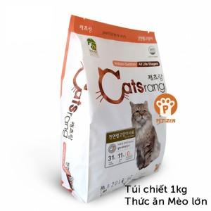 thức ăn cho mèo catsrang 1kg