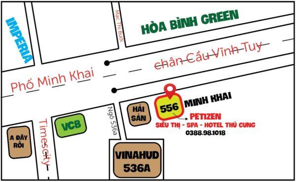 Petizen 556 Minh Khai