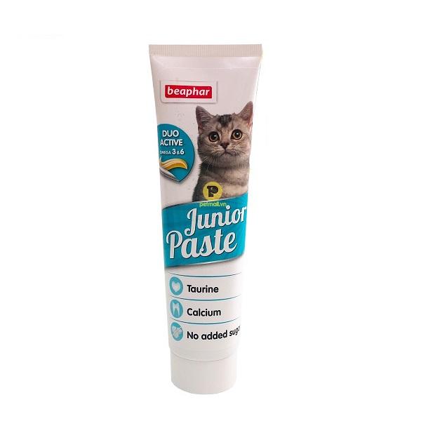 gel dinh dưỡng cho mèo con beaphar