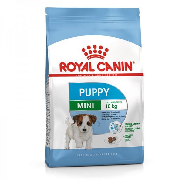 thức ăn cho chó con royal canin mini puppy