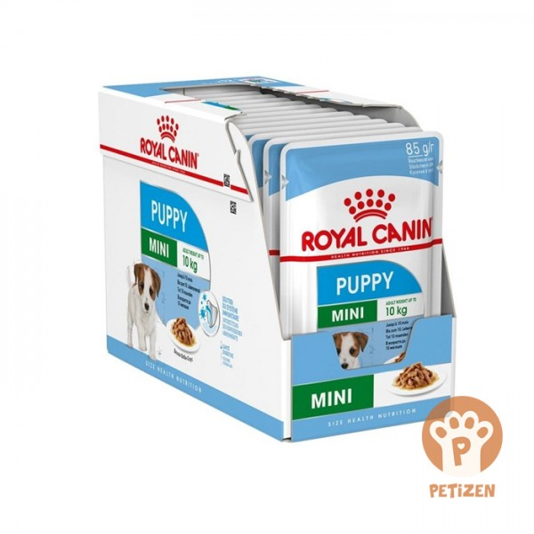 pate cho chó con royal canin mini puppy