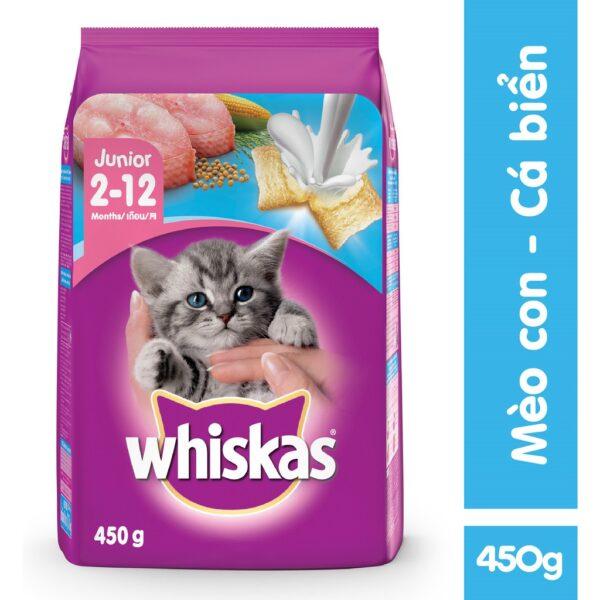 Whiskas Kitten 450g