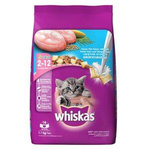 Whiskas kitten 1100g